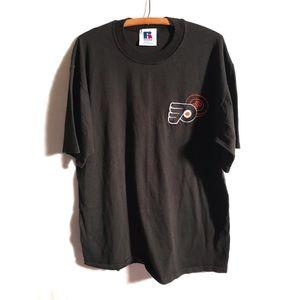 VTG Russell Athletic Philadelphia Flyers Tshirt
